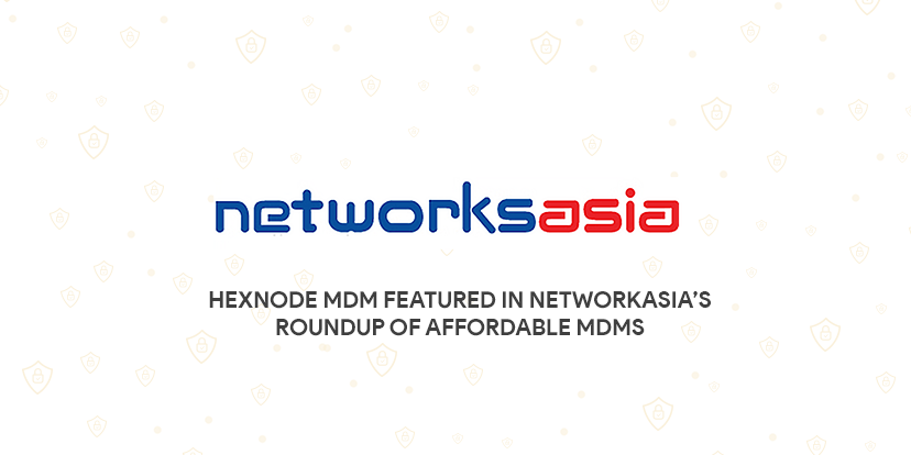 NetworkAsia's roundup of affordable MDMs