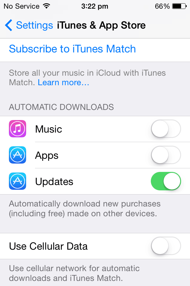 How to Block Automatic Updates in iOS, Android and Windows