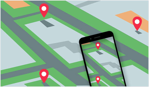 location tracking to track your lost device