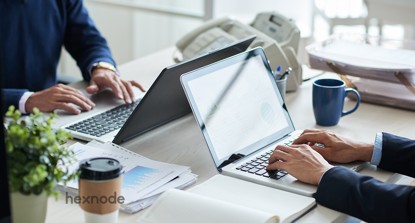 Hexnode vs Sure MDM The right solution