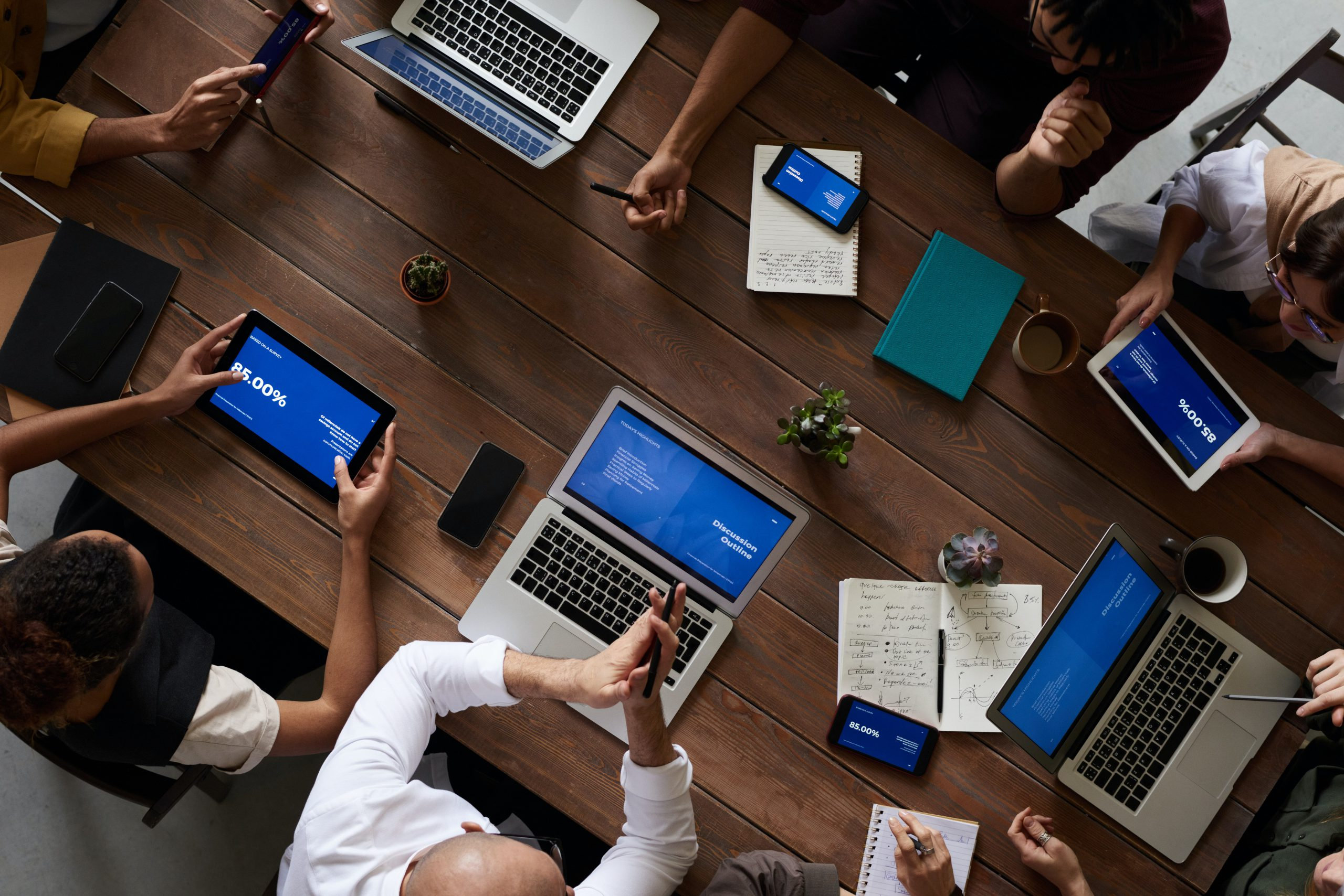 Knox mobile devices in the office
