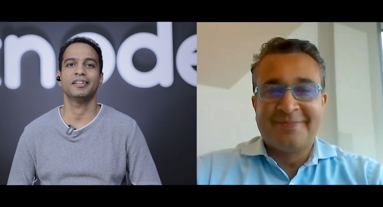 Hexnode Partner Summit Highlights Vinay Bhagat