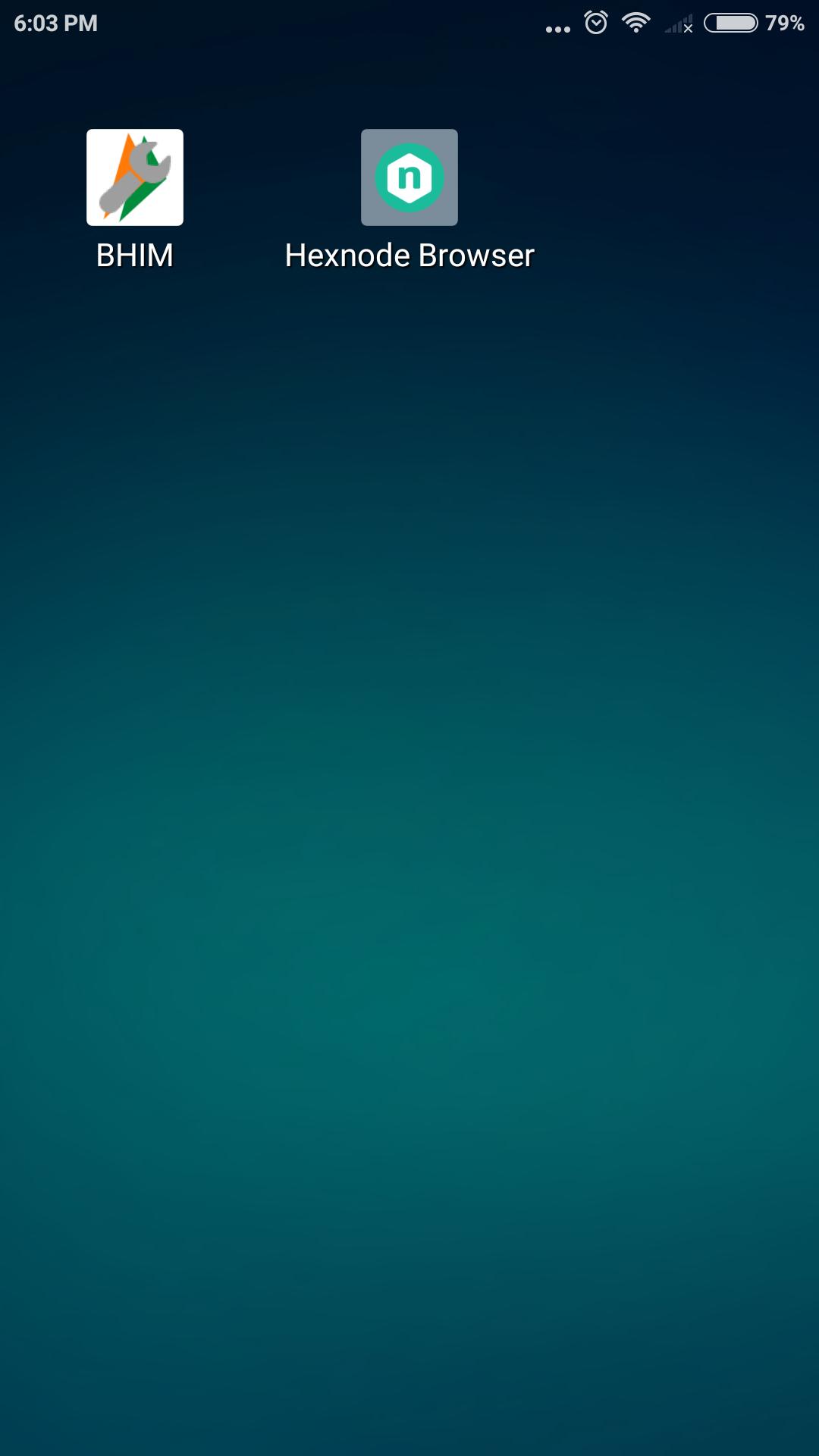 app icon change