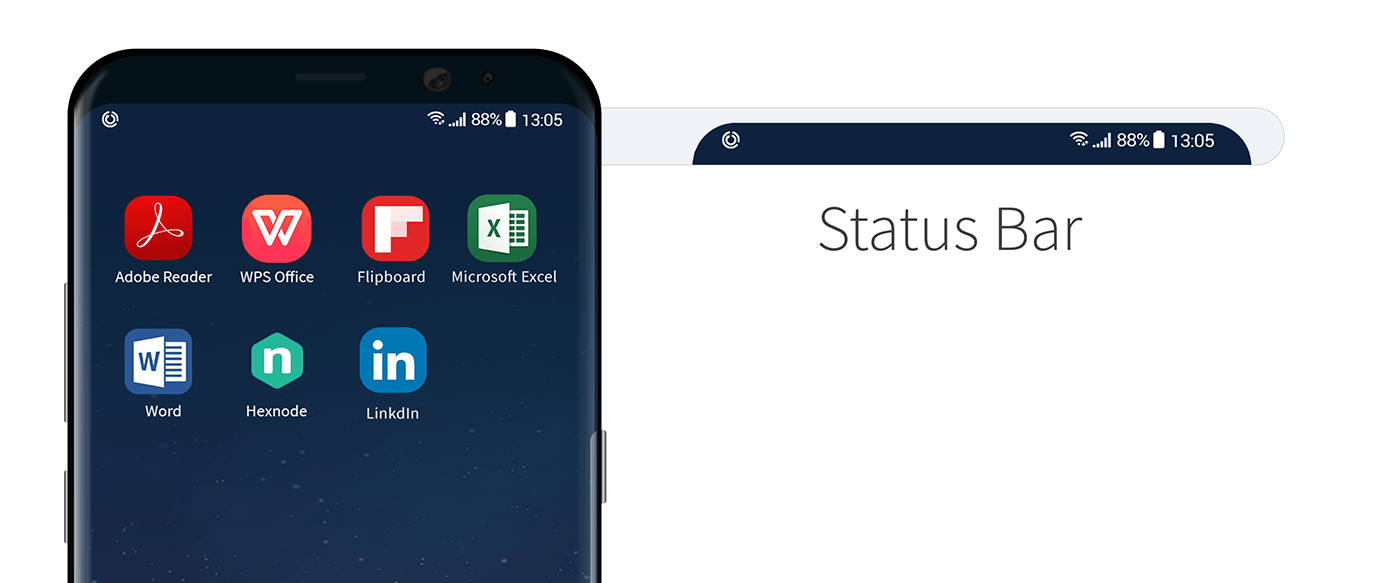 Android Status Bar