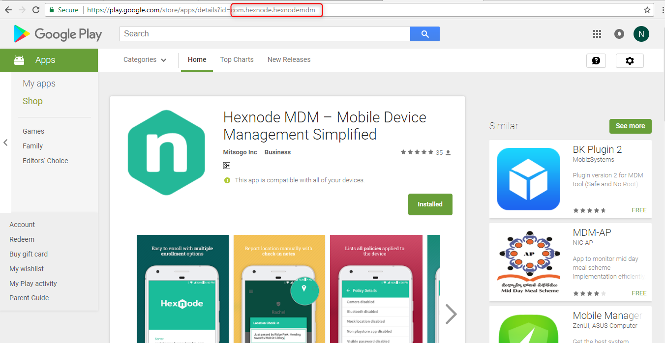 How to Add Apps using Bundle ID in Hexnode MDM - Help Documentation