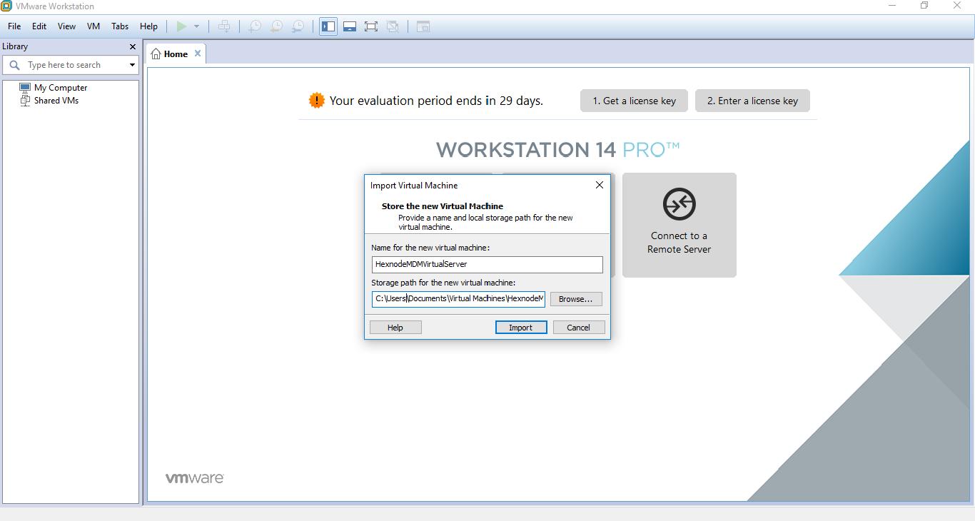 Hexnode MDM On-premises Edition Help - Help Documentation
