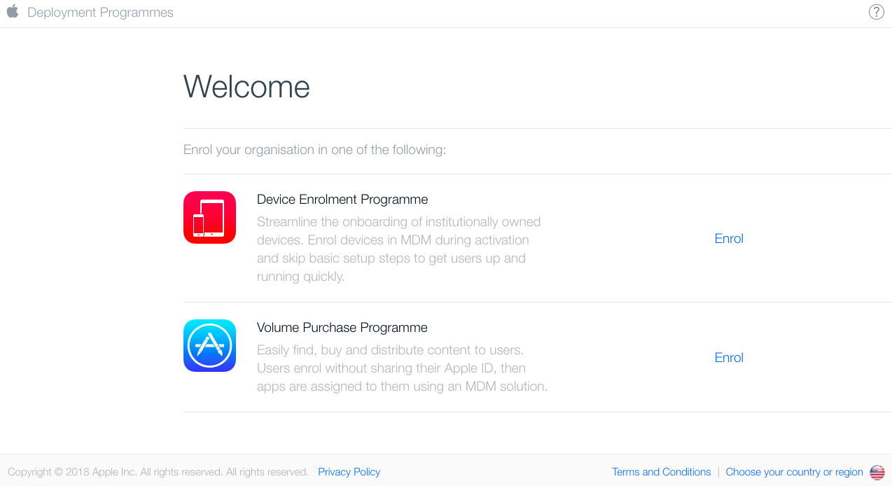 how to enroll your organization in apple u0026 39 s volume purchase program vpp
