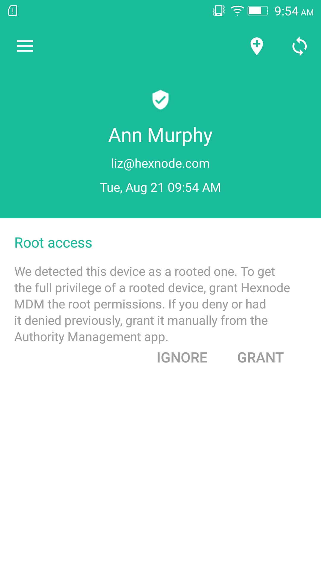 Rooting in Android Devices - Help Documentation | Knowledge