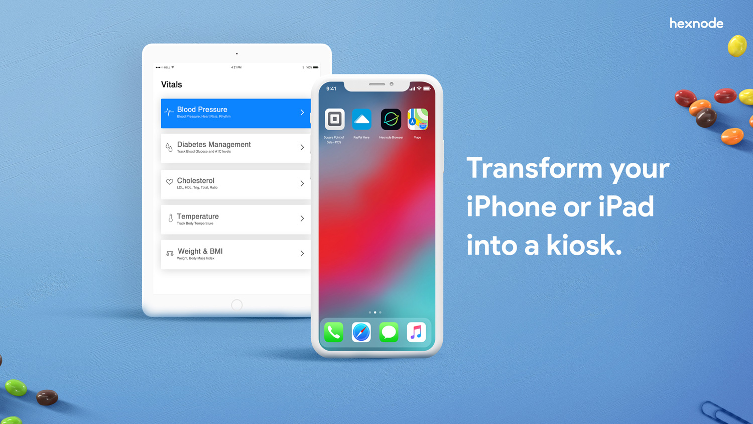 Getting Started with iOS Kiosk Management