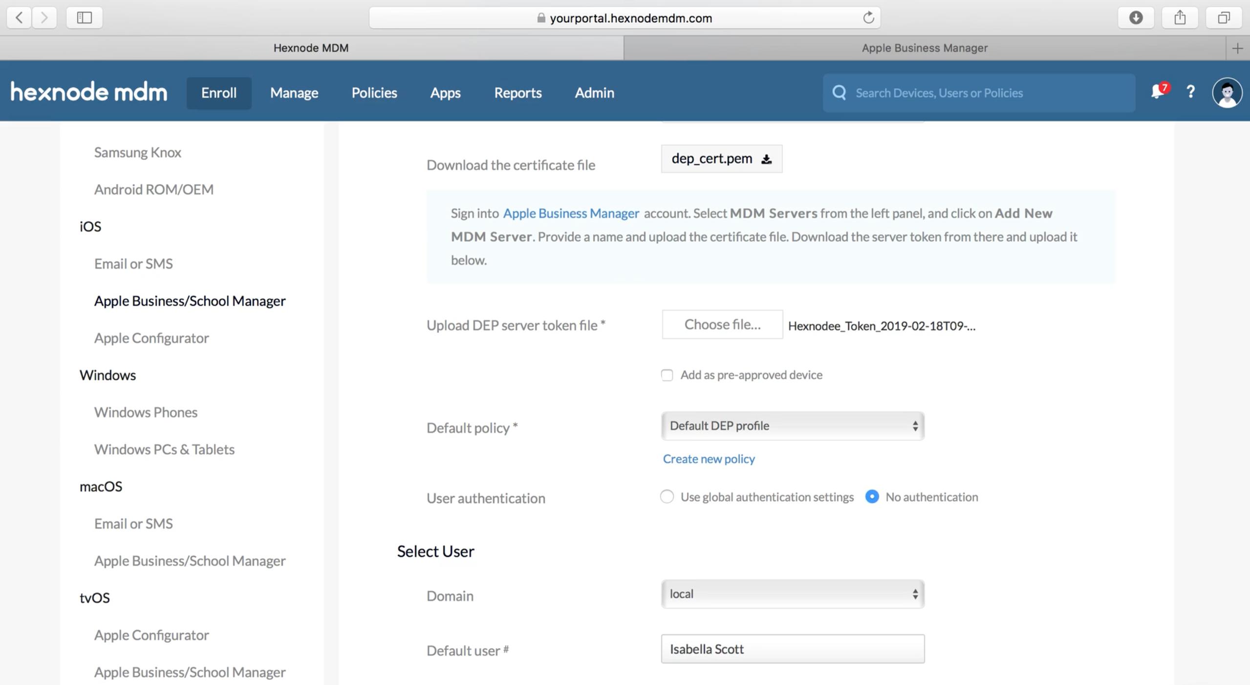 iOS Supervised Mode - Help Documentation | Knowledge Base