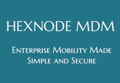 Simplify your Enterprise Mobile Experience