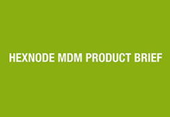 Hexnode Mobile Device Management Solutions